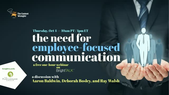 The Need for Employee-Focused Communication