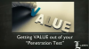 Getting VALUE out of your Penetration Test