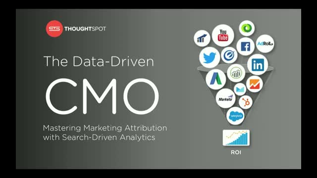 The Data-Driven CMO: Master Marketing Attribution With Search-Driven Analytics