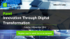 Innovation Through Digital Transformation