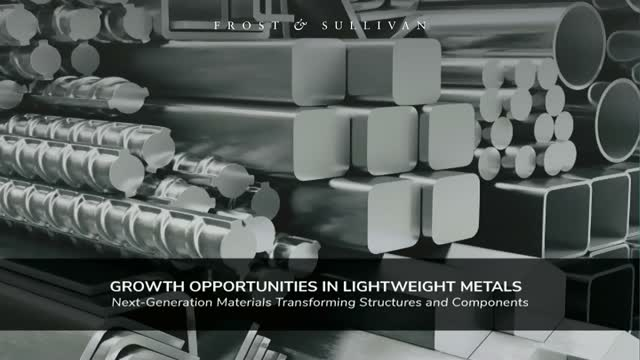 Growth Opportunities in Lightweight Metals