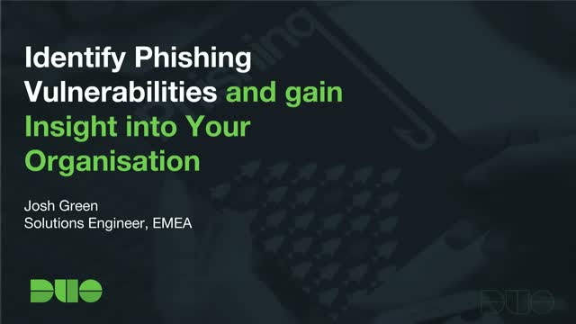 How to Phish Your Employees For Functional Security