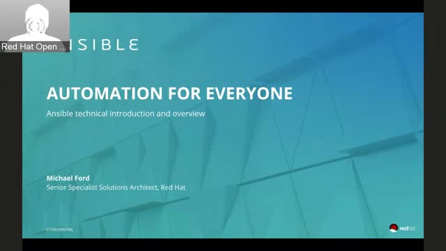 OpenDemo: Ansible Tower
