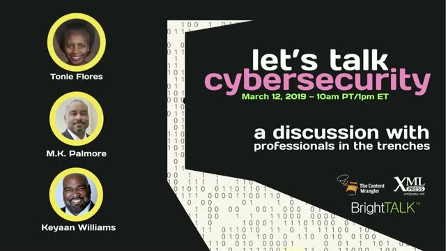 Let's Talk Cybersecurity