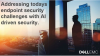 Addressing todays endpoint security challenges with AI driven security