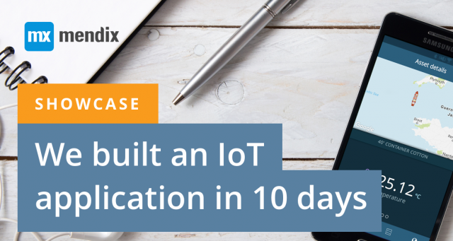 We Built an IoT Application in 10 Days Using Watson IoT and IBM Blockchain