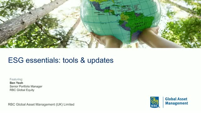 ESG: (Learn why ESG is) An Essential Investment Tool for Enhancing Risk/Return