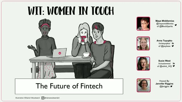 The Future of Fintech: From Crypto to Payments to Women in Tech