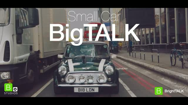 Small Car Big Talk: Episode 01