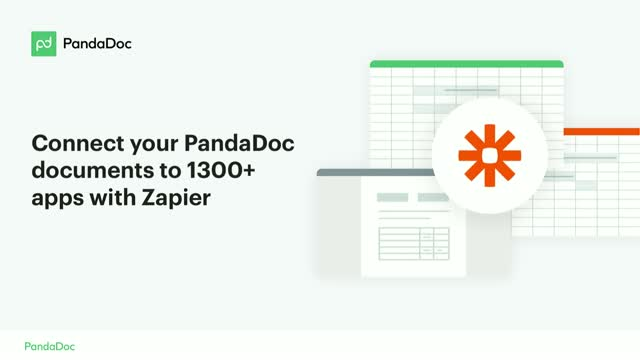 PandaDoc + Zapier: Achieve maximum efficiency with automated workflows