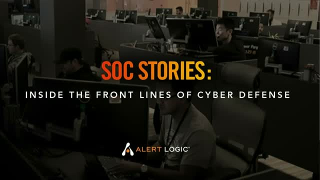 SOC Stories: Inside the Front Lines of Cyber Defense