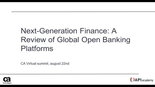Next-Generation Finance: A Review of Global Open Banking Platforms