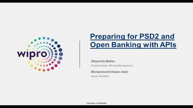 Preparing for PSD2 and Open Banking with APIs