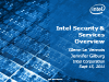 Intel Security & Services Overview