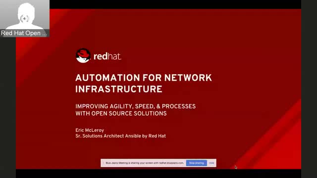 OpenDemo: Network Automation with Ansible