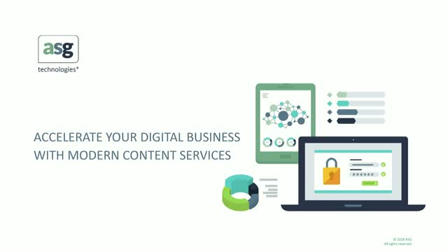 Accelerate Your Digital Business with Modern Content Services