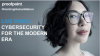 LIVE PANEL: Cybersecurity for the Modern Era