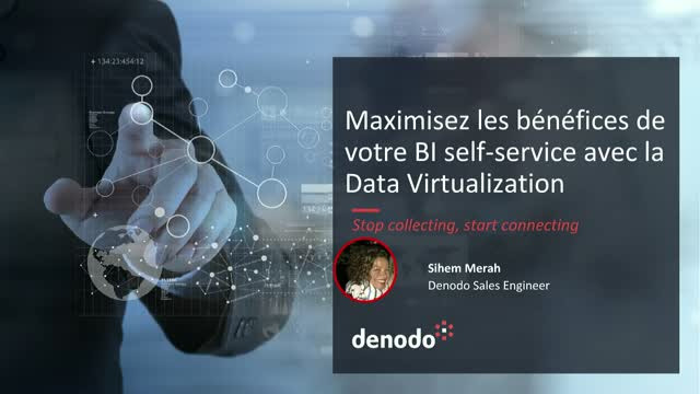 La Data Virtualization au service de la BI self-service