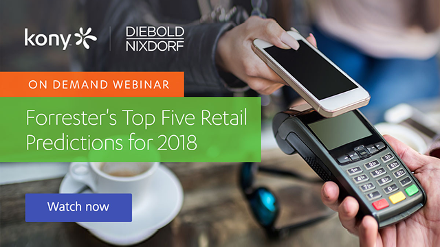 Forrester's Top Five Retail Predictions for 2018