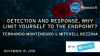 Detection and Response, Why Limit Yourself to the Endpoint?
