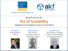 The Art of Scalability: Scalable Web Architectue, Processes, and Organizations f