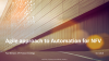 Automating your way past NFV complexity