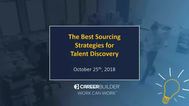 The Best Sourcing Strategies for Talent Discovery
