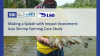 Making a Splash with USD5m Impact Investment: Asian Shrimp Farming Case Study