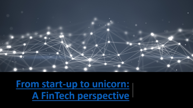 From start-up to unicorn: A FinTech perspective