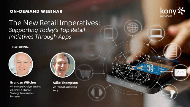 The New Retail Imperatives