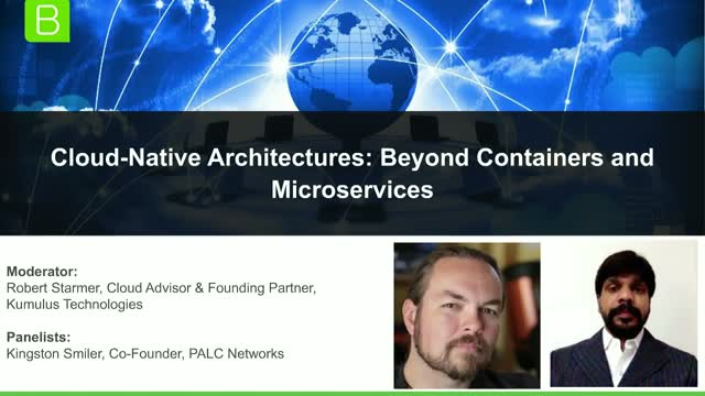 Cloud-Native Architectures: Beyond Containers & Microservices