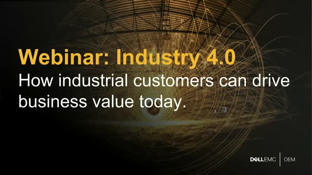 Industry 4.0: How industrial companies can drive business value today.