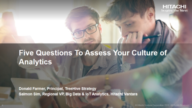 5 Questions to Assess Your Culture of Analytics