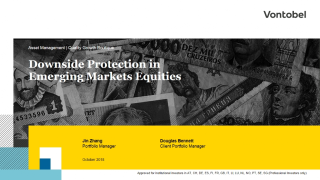Downside Protection in Emerging Markets Equities