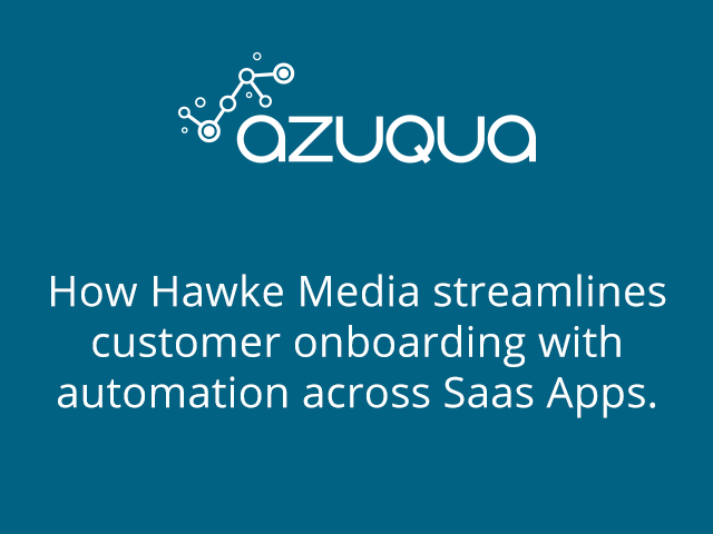 How to Streamline Customer Onboarding by Automating your SaaS Apps