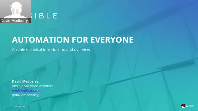 OpenDemo: Ansible Tower Sept  25