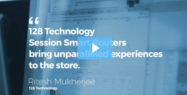 Enabling the Store of the Future - Retail with 128 Technology