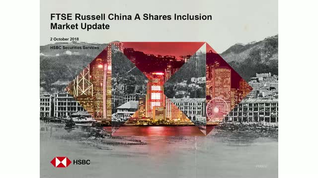 FTSE Russell China A Shares Inclusion Market Update