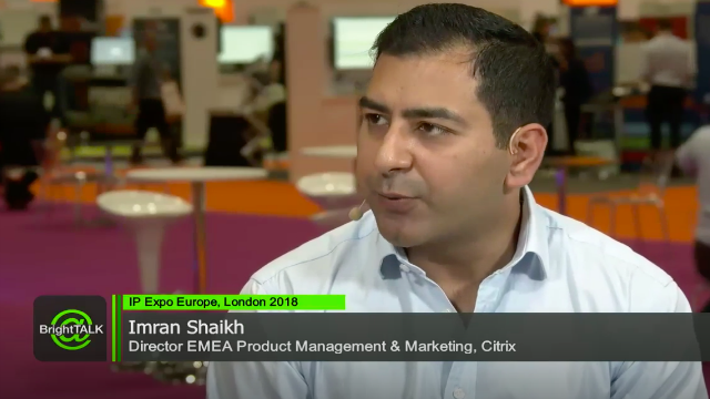 Ask the Expert Interview with Imran Shaikh, Citrix