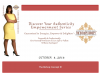 Discover Your Authenticity: Empowerment Series