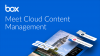 Using Cloud Content Management to Improve Your Content Workflow