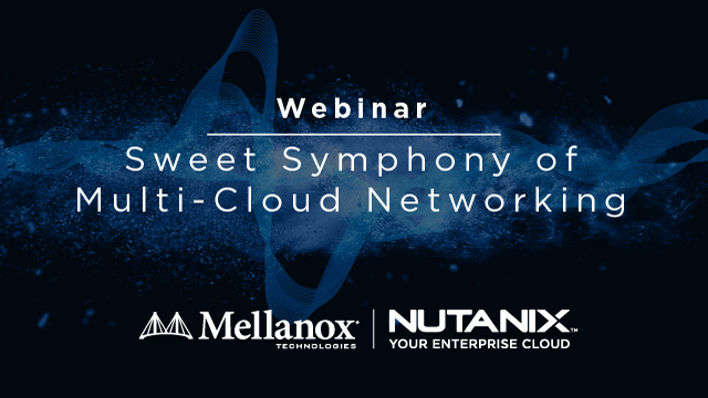 Sweet Symphony of Multi-Cloud Networking