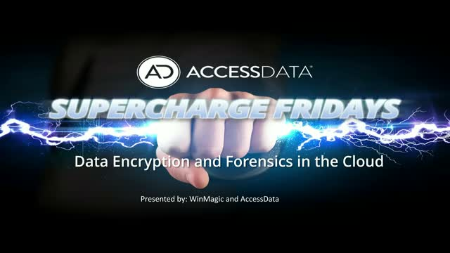 Data Encryption and Forensics in the Cloud