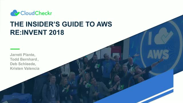 Get Ready for re:Invent! Tips to Optimize Your Experience at the #1 AWS Show