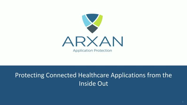 Protecting Connected Healthcare Applications from the Inside Out