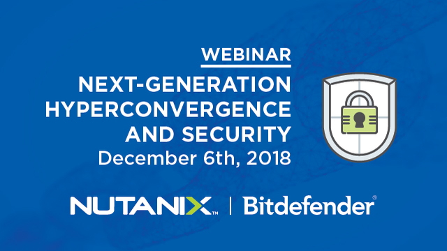 Next-Generation Hyperconvergence and Security