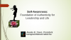 Self-Awareness: Building a Foundation of Authenticity for Leadership and Life