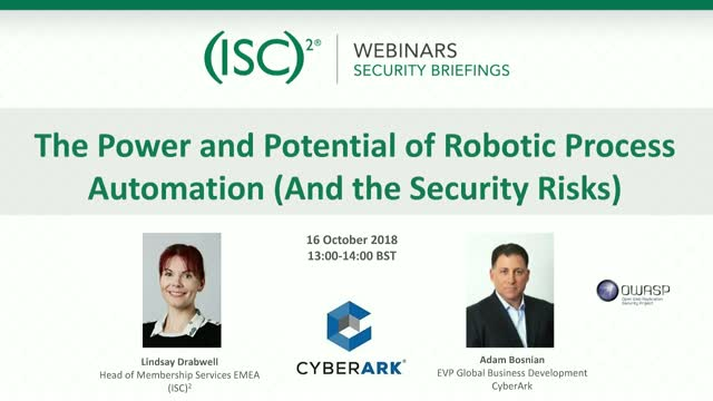 The Power and Potential of Robotic Process Automation (And the Security Risks)