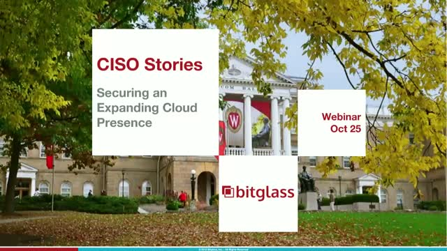 CISO Stories: Securing an Expanding Cloud Presence