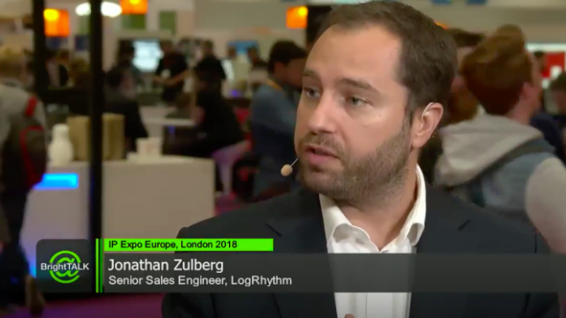 Ask the Expert Interview with Jonathan Zulberg, LogRhythm
